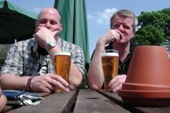 2009 april TTE Trip To England
