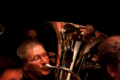 2012 24 november Theaterconcert St Lucia & Friends:  Whistle, Strings & Brass
