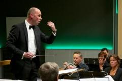 2013 27 oktober Concert met Fanfare Wilhelmina Vlierden