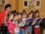 2013 5 maart Voorspeelavond leerlingen op repetitie Fanfare