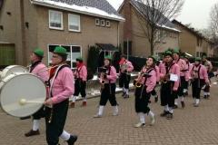 2013 febr Carnavalsoptocht De Mortel