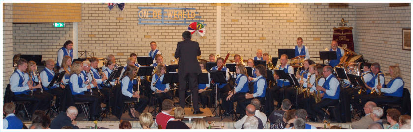 201404 concert met Harmonie Volkel
