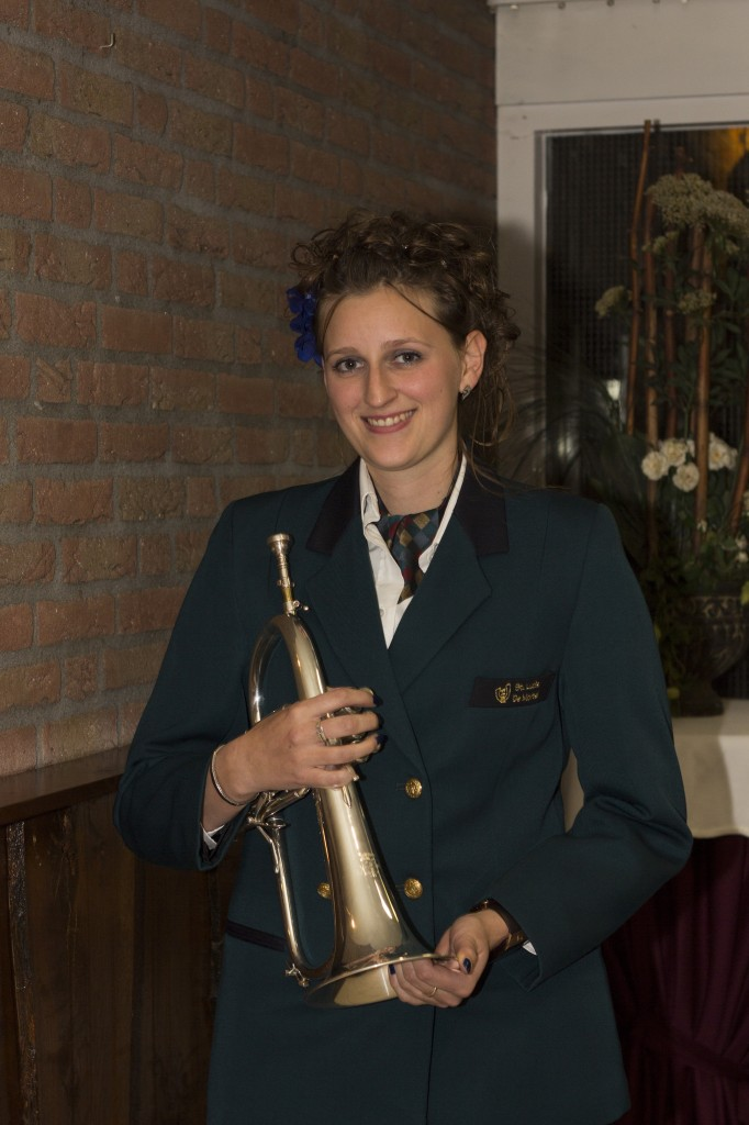 20141202 Kerstconcert St Lucia met huldiging jubilaris Sandra Slits