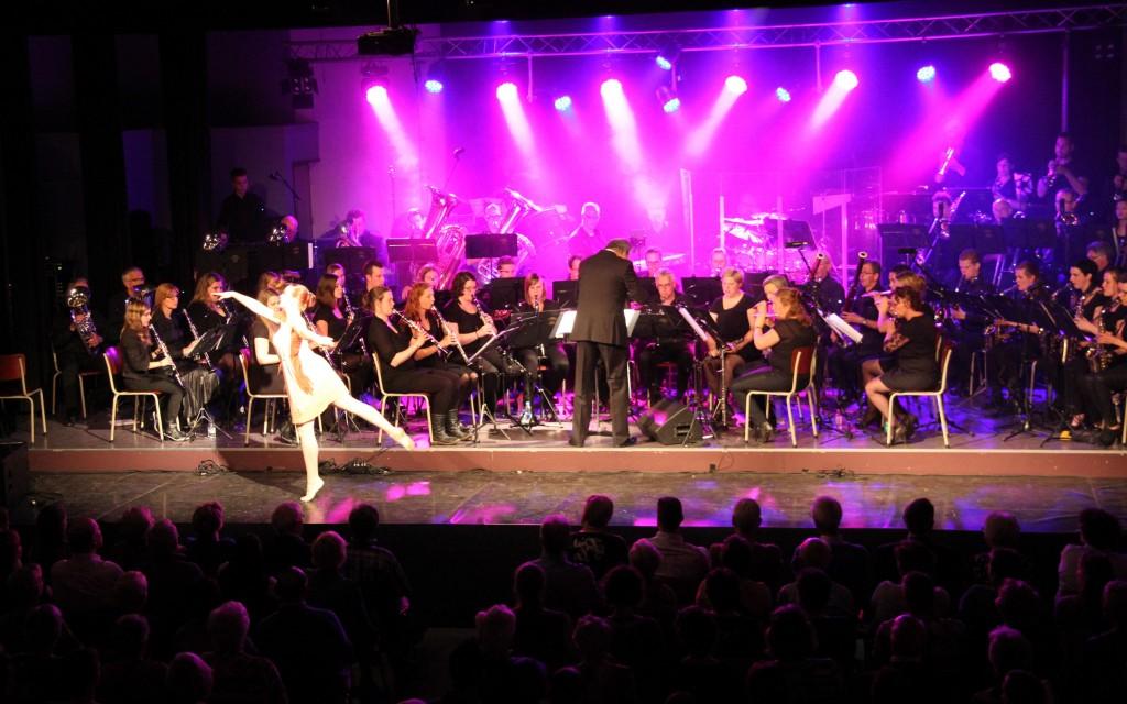 20151122 uitwisselingsconcert St Lucia, foto muziekvereniging Sint-Cecilia